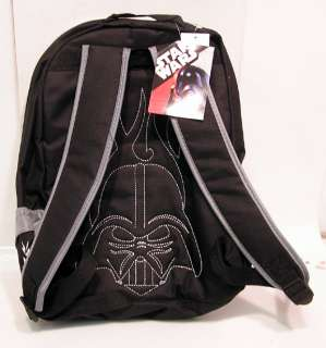 STAR WARS DARTH VADER Backpack  Brand New w/ Tags NEAT