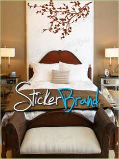 Vinyl Wall Decal Sticker Tree Branches