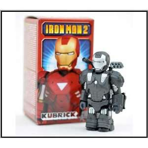 Marvel Iron Man 2 Kubrick  War Machine Kubrick Figure Toys & Games