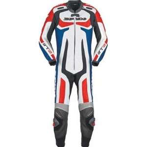 Spidi Sport S.R.L. T 2 Tracksuits , Color Red/White/Blue