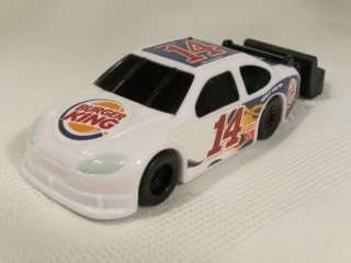 2009 Tony Stewart Hess Racing Burger King Toy # 14 Car