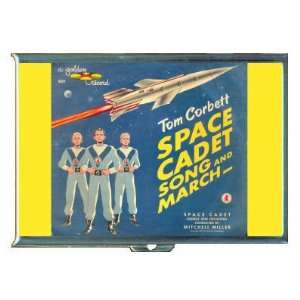 TOM CORBETT SPACE CADET 1950s ID Holder, Cigarette Case or Wallet