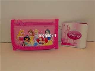 NWT Disney Princesses Cinderella Wallet Coin Purse Licensed Perfect