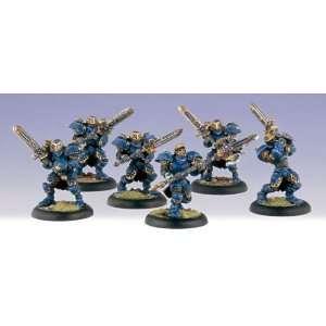 Cygnar Storm Blade Unit Box Warmachine Toys & Games