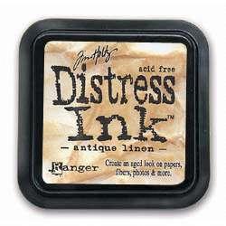 Tim Holtz ~ ANTIQUE LINEN ~ Distress Ink Pad ~ Ranger