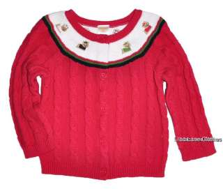 Gymboree Pups and Kisses Yorkie Dog Jumper Shirt Pants Sweater Hoodie