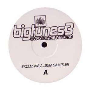 VARIOUS ARTISTS / BIG TUNES 3   LIVING FOR THE WEEKEND