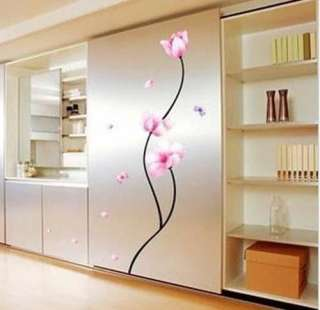 Butterfly Fashion Art Mural Vinyl Wall Sticker Decal Home Decor