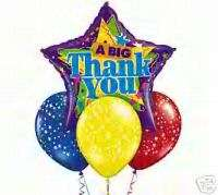 Thank You Balloons Bouquets Appreciation Gift Decorate