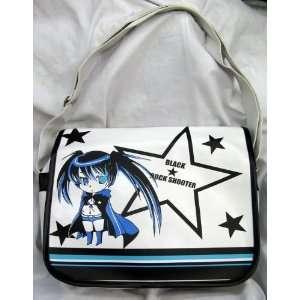 Vocaloid Black Rock Shooter Side Messenger Bag 11.8 x 15