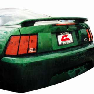PAINTED Ford Mustang 2001 2004 oem style rear spoiler