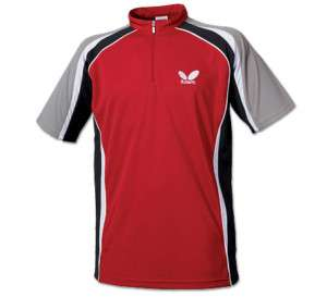 Authentic Butterfly Cupido Shirt table tennis Dryfit