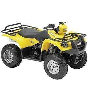 Suzuki Vinson Quadrunner ATV 1:12 Scale Die cast with