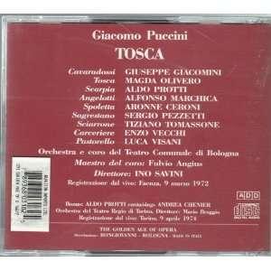 Olivero, Aldo Protti, Puccini, Savini, Teatro Comunale Bologna: Music