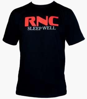 Cageside RNC T Shirt / Rear Nake Choke / BJJ / Brazilian Jiu Jitsu