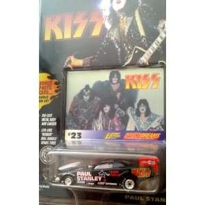 JOHNNY LIGHTNING KISS RACING DREAMS 1/64 SCALE MODEL CAR PAUL STANLEY