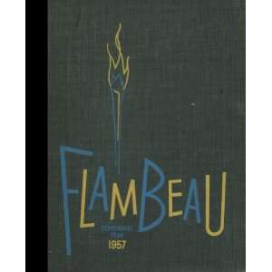 1957 Yearbook Staff of Marquette University High School Books