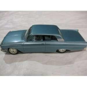 Original 1961 Mercury Model Car In Turquois Color Toys & Games