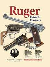 Ruger Pistols & RevolversVintage Years 1949 to 1973