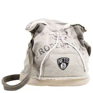 LITTLEARTH Brooklyn Nets Hoodie Duffel:  Sports & Outdoors