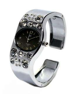 New Elegant Lady Crystals Bangle Watch bw820