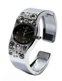 New Elegant Lady Crystals Bangle Watch bw820