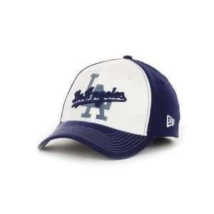 Los Angeles Dodgers New Era MLB Straight Change Cap