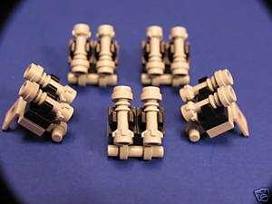 LEGO® STAR WARS SANDTROOPER Backpack RE BREATHERS x5