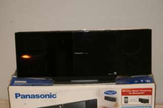 Panasonic audio products are designed to consume as little as possible