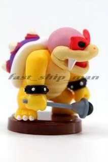 Furuta Super Mario Bros candy toy vol 4 no.7 Roy Koopa