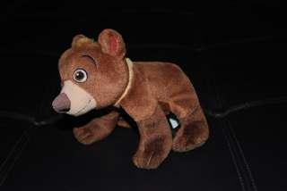 Disney Brother Bear KODA Plush Stuffed Animal. Excellent condition