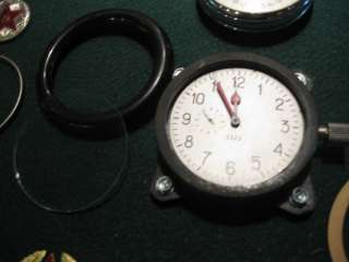 WWII   1990 USSR TIMER WATCHES AIRCRAFT CLOCK & MEMORABILIA MILITARY