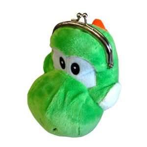 Nintendo Super Mario Bros Yoshi Plush Coin Purse Toys & Games