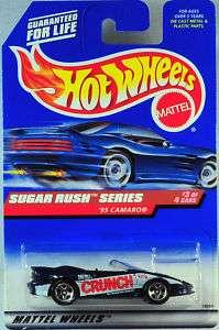 Hot Wheels 95 Camaro 1998 Sugar Rush, Nestle