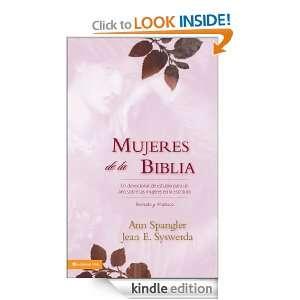 Mujeres de la Biblia: Un devocional de estudio para un ano sobre las