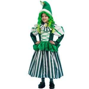 Deluxe Munchkin Woman Child Costume   Small Toys & Games