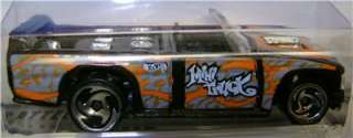MINI TRUCK STREET ART SERIES HOT WHEELS 164