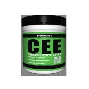 PrimaFORCE Creatine Ethyl Ester 250g Health & Personal