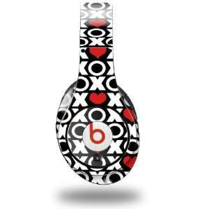 Skin (fits genuine Beats Studio Headphones   HEADPHONES NOT INCLUDED