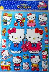 Wholesale 30 sheets A4 size Large sheet Stickers  w