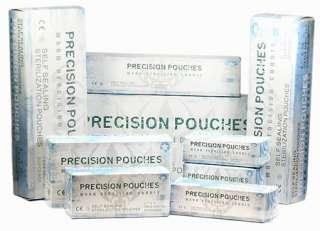 PICK YOUR SIZE of 200 Sterilization Autoclave Pouches