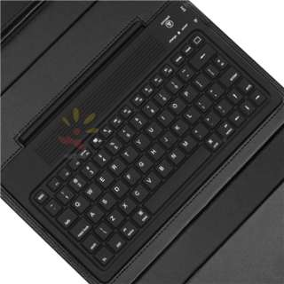 Bluetooth Keyboard+PU Leather Case Cover Stand For iPad 2 2nd Gen