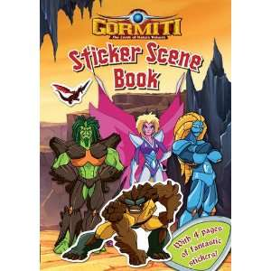Gormiti Sticker Scene Book (9781405253895): Books
