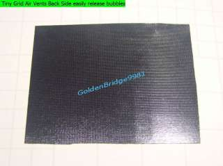 This is good performace anti bubbles carbon fiber vinyl film equiped