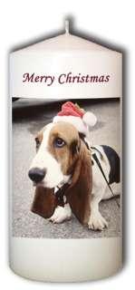 Personalized Custom Pet & Animal Candle Photo Gift