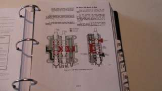 Case W14 Loader Service Repair Manual, Nice & New W 14