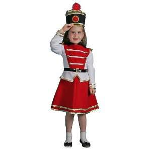 Quality Drum Majorette   Size Medium (8 10) By Dress Up