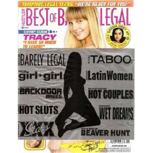 HUSTLER BEST OF BARELY LEGAL SASHA GREY Books