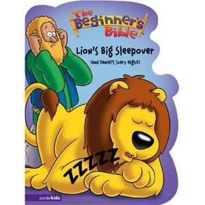 The Beginners Bible   Lions Big Sleepover (and Daniels Scary Night