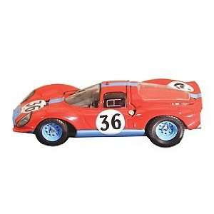 Art Model 1:43 1966 Ferrari Dino 206C LeMans Salmon/Hobes